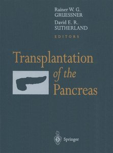 Transplantation of the Pancreas