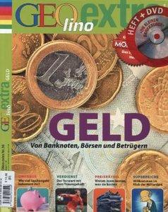 GEOlino extra Geld und Wirtschaft inkl. DVD