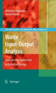 Waste Input-Output Analysis