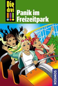 Die drei !!! 29 Panik im Freizeitpark (drei Ausrufezeichen)