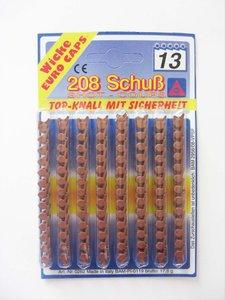Sohni-Wicke 13er Streifen Munition auf Blister
