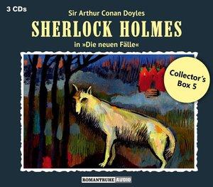 Die Neuen Fälle: Collector\'s Box 5 (3CD)