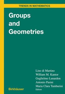 Groups and Geometries