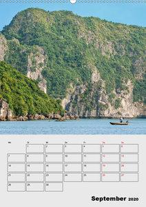 VIETNAM - Im Reich des Drachen (Wandkalender 2020 DIN A2 hoch)