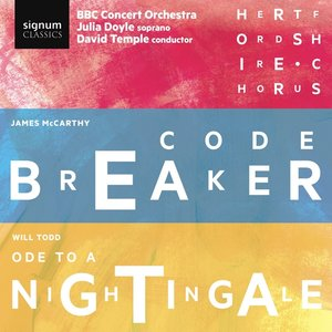 Codebreaker/Ode to a Nightingale/+