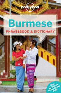 Burmese Phrasebook & Dictionary