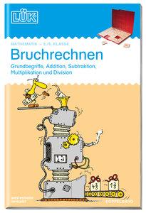 LÜK Bruchrechnen. 5./6. Klasse. Doppelband
