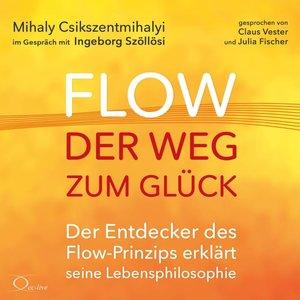 Flow - der Weg zum Glück, 4 Audio-CDs