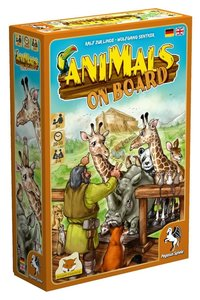 Animals on Board *Fachhandels-Exklusiv bis 31.7.2016*