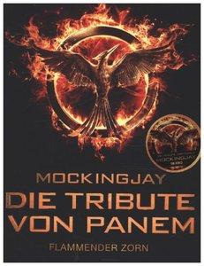 Mockingjay. Die Tribute von Panem. Flammender Zorn. Filmausgabe