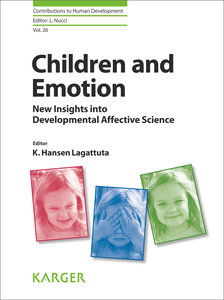 Children and Emotion