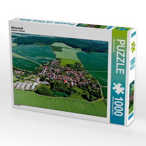 Athenstedt 1000 Teile Puzzle quer