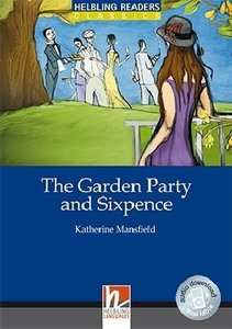 The Garden Party /and/ Sixpence, Class Set. Level 4 (A2/B1)