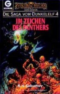 Die Saga vom Dunkelelf 4. Im Zeichen des Panthers