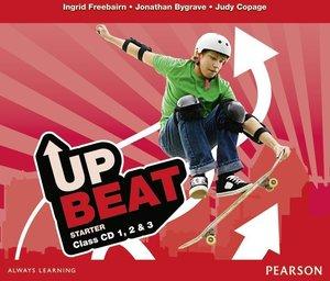 Upbeat Starter Class CDs (3)