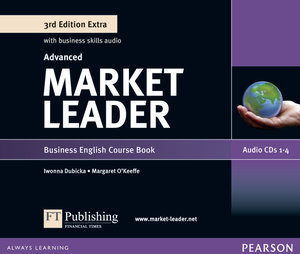 Market Leader Extra Advanced Class Audio CD