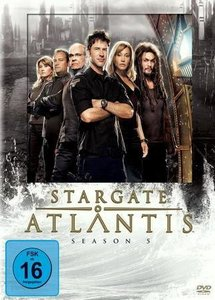 Stargate Atlantis - Season 5