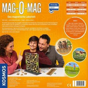 Mag-O-Mag Das magnetische Labyrinth