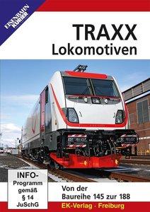 TRAXX Lokomotiven