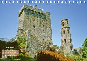 Burgen und Festungen der Welt (Tischkalender 2019 DIN A5 quer)
