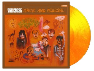 Magic & Medicine (Limited Flaming Vinyl)