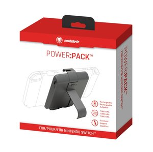 Power:Pack - 7000mAh Zusatzakku für Nintendo Switch