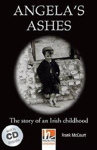Angela's Ashes, mit 2 Audio-CDs. Level 4 (A2/B1)