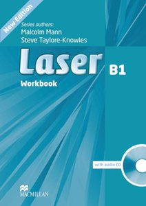 Laser B1. Workbook with Audio-CD without Key