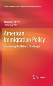 American Immigration Policy