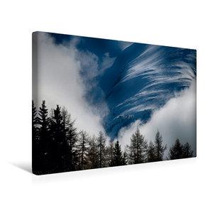 Premium Textil-Leinwand 45 cm x 30 cm quer Mystisch