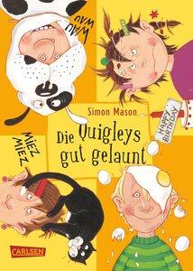 Die Quigleys 04: Die Quigleys gut gelaunt