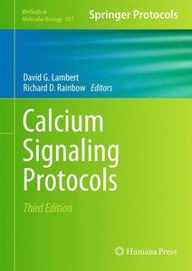 Calcium Signaling Protocols
