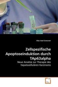 Zellspezifische Apoptoseinduktion durch TAp63alpha