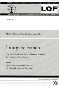 Liturgiereformen