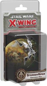 Asmodee FFGD4013 - Star Wars X-Wing, SternenViper, Erweiterungs-