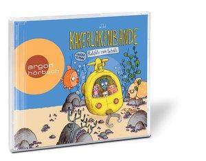 Die Kakerlakenbande - Ratzfatz zum Schatz, 1 Audio-CD