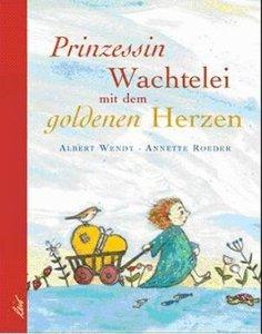 Prinzessin Wachtelei mit dem goldenen Herzen