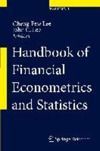 Handbook of Financial Econometrics and Statistics