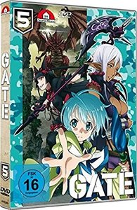 Gate - DVD 5