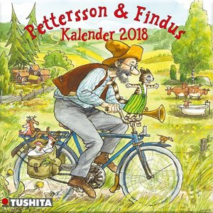 Pettersson & Findus 2018 Media Illustration