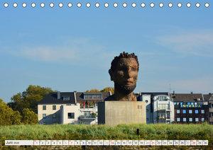 Hafenrundfahrt Duisburg (Tischkalender 2020 DIN A5 quer)