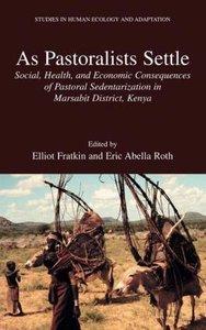 As Pastoralists Settle