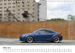 Modellreihen der 4 Ringe (Wandkalender 2020 DIN A4 quer)