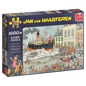 Jan van Haasteren - Nikolaus-Umzug - 1000 Teile Puzzle