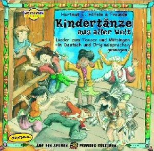 Kindertänze aus aller Welt. CD