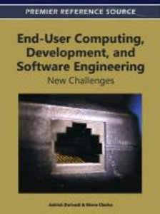 End-User Computing, Development, and Software Engineering: New C