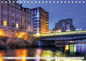 Hannover ist bunt (Tischkalender 2019 DIN A5 quer)