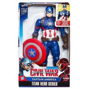 Avengers Elektronischer Titan Hero Captain America