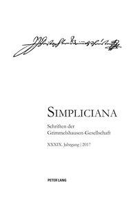 Simpliciana XXXIX (2017)