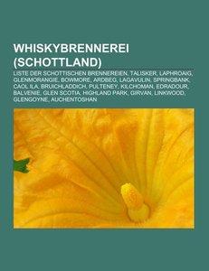 Whiskybrennerei (Schottland)